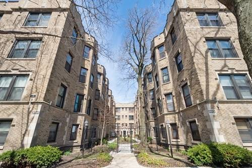 1230 W Jarvis Unit 2N, Chicago, IL 60626 Rogers Park
