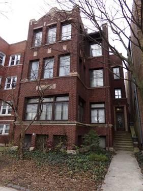 7731 N Sheridan Unit 3, Chicago, IL 60626 Rogers Park