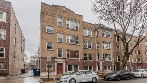 1421 W Jonquil Unit 2, Chicago, IL 60626 Rogers Park