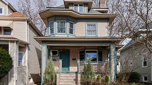 810 S Cuyler, Oak Park, IL 60304