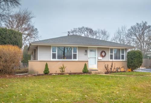 1021 Longmeadow, Glenview, IL 60025