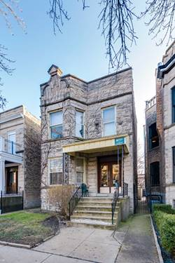 1221 W Newport, Chicago, IL 60657 West Lakeview