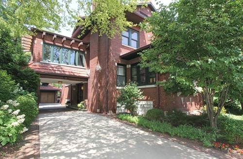 929 Fair Oaks, Oak Park, IL 60302