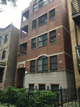 915 W Dakin Unit 3, Chicago, IL 60613 Lakeview