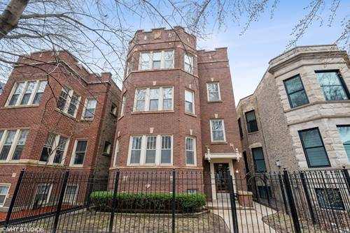 3730 N Marshfield Unit 2, Chicago, IL 60613 West Lakeview