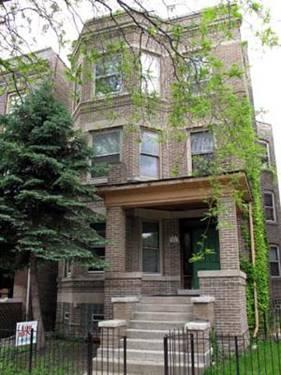 3716 N Racine Unit 3, Chicago, IL 60613 Lakeview