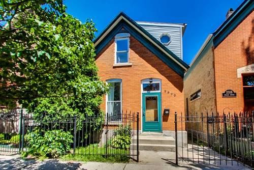 2320 W Mclean, Chicago, IL 60647 Bucktown