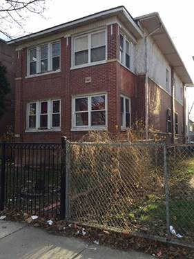 4826 N Lawndale, Chicago, IL 60625 Albany Park