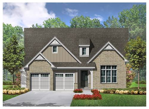 7227 Lakeside (Lot 7), Burr Ridge, IL 60527