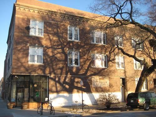 2753 N Whipple Unit 1, Chicago, IL 60647 Logan Square