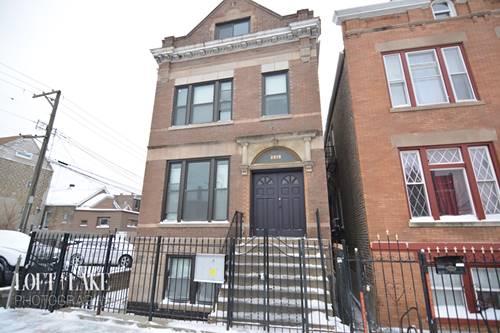 2819 W 25th Unit 3, Chicago, IL 60623 Little Village