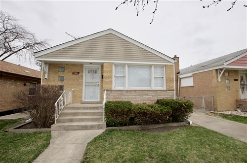 3844 W 76th, Chicago, IL 60652