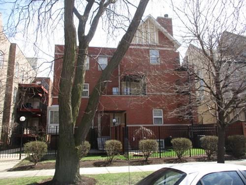 4635 S Ellis Unit H, Chicago, IL 60653 Kenwood