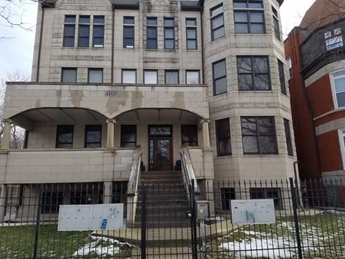 4105 S Drexel Unit 1NR, Chicago, IL 60653 Oakland