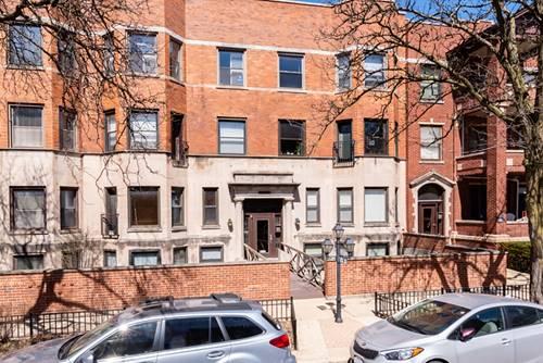 1018 W Byron Unit 1E, Chicago, IL 60613 Lakeview