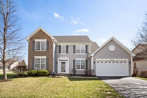 293 Hampton, Sugar Grove, IL 60554