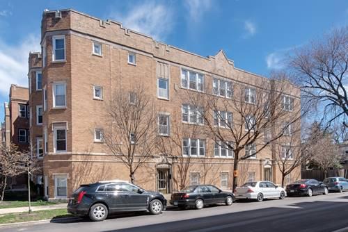 2658 W Ainslie Unit 3, Chicago, IL 60625 Ravenswood