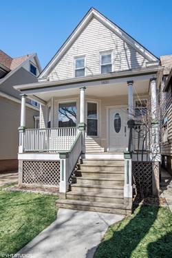 1630 W Winona, Chicago, IL 60640 Ravenswood