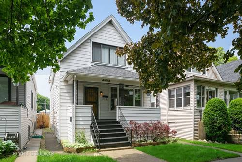 4822 N Kilpatrick, Chicago, IL 60630 North Mayfair