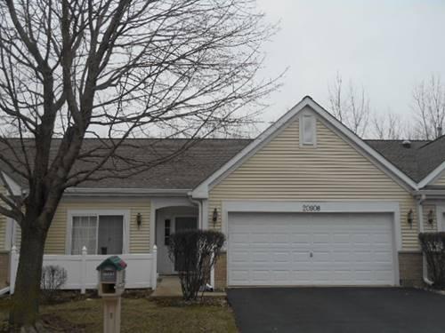 20908 W Chinaberry, Plainfield, IL 60544