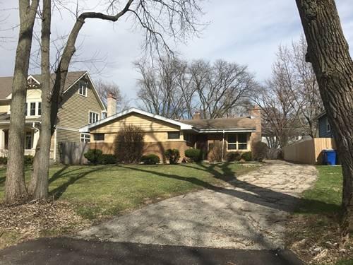 833 S Jackson, Hinsdale, IL 60521