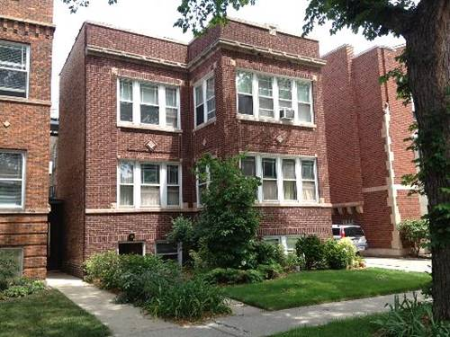1340 W Arthur Unit 2, Chicago, IL 60626 Rogers Park