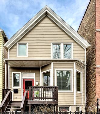 1134 W Addison, Chicago, IL 60613 Lakeview