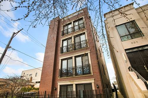 646 N Oakley Unit 1, Chicago, IL 60612 Ukrainian Village