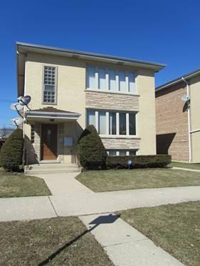 5728 W Gunnison, Chicago, IL 60630 Jefferson Park