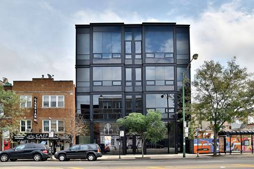 1409 N Ashland Unit 2N, Chicago, IL 60622 Noble Square