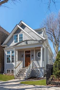 3924 N Paulina, Chicago, IL 60613 West Lakeview