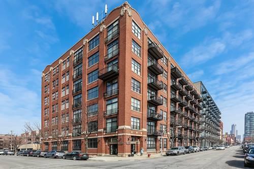 1250 W Van Buren Unit 514, Chicago, IL 60607 West Loop