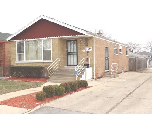 3537 W 78th, Chicago, IL 60652 Ashburn