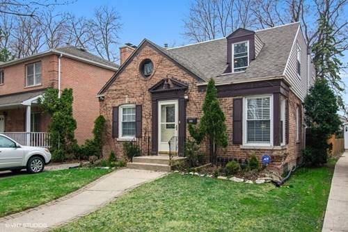 5918 W Fitch, Chicago, IL 60646 Edgebrook