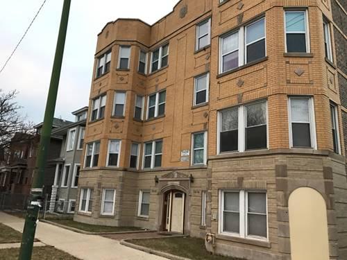 3418 W Palmer Unit GROUND, Chicago, IL 60647 Logan Square