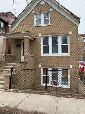 2044 W Dickens, Chicago, IL 60647 Bucktown