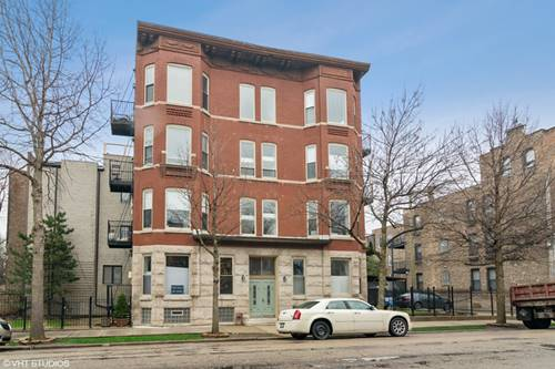 921 N Campbell Unit 4N, Chicago, IL 60622 Humboldt Park