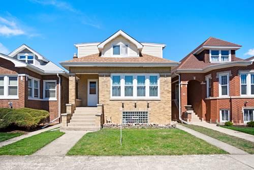 5436 W Cullom, Chicago, IL 60641 Portage Park
