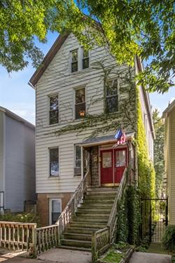 2239 W Fletcher, Chicago, IL 60618 Hamlin Park