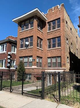 4905 N Drake Unit 3, Chicago, IL 60625 Albany Park