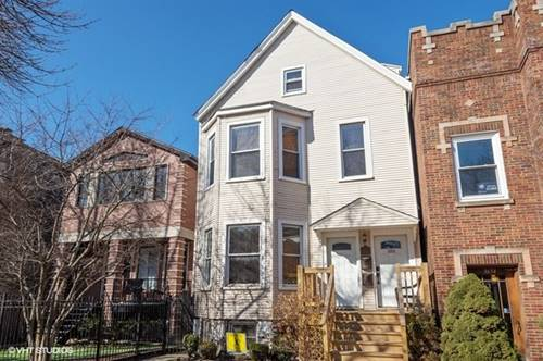 3652 N Paulina, Chicago, IL 60613 West Lakeview