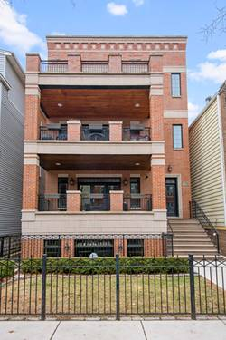 3320 N Clifton Unit 1, Chicago, IL 60657 Lakeview