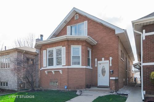 2902 N Newcastle, Chicago, IL 60634 Montclare