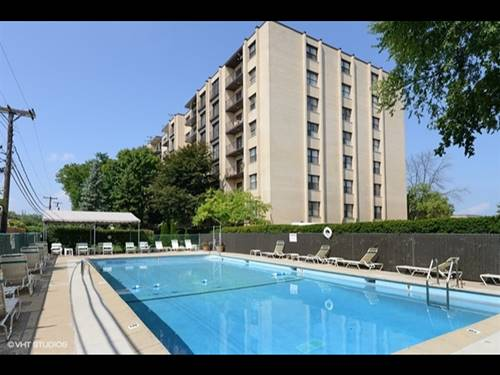 4601 W Touhy Unit 804, Lincolnwood, IL 60712