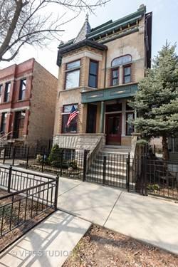 834 N Hermitage, Chicago, IL 60622 East Village