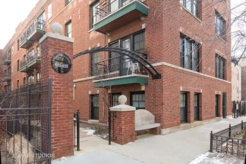 655 W Melrose Unit 3S, Chicago, IL 60657 Lakeview