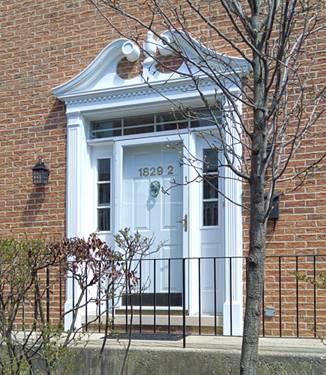 1829 Grove Unit 2, Glenview, IL 60025