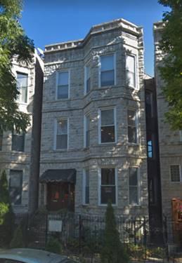 1119 N Winchester Unit 3, Chicago, IL 60622 East Village