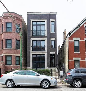 858 N Hermitage Unit 3, Chicago, IL 60622 East Village