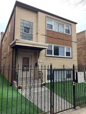 2111 W Granville, Chicago, IL 60659 West Ridge
